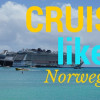 Cruise Like A Norwegian!